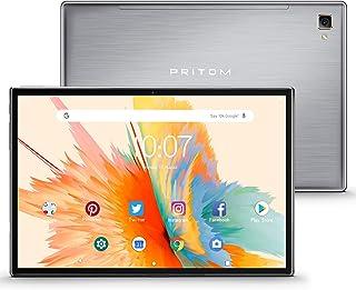 PRITOM 10 inch Tablet, 3 GB RAM, 32GB ROM, Android 10.0,...