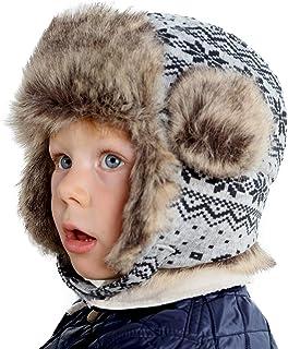 قبعة كايبر شيب بيبي بوي أوشنكا إيرفليب، قبعة الصياد للأطفال