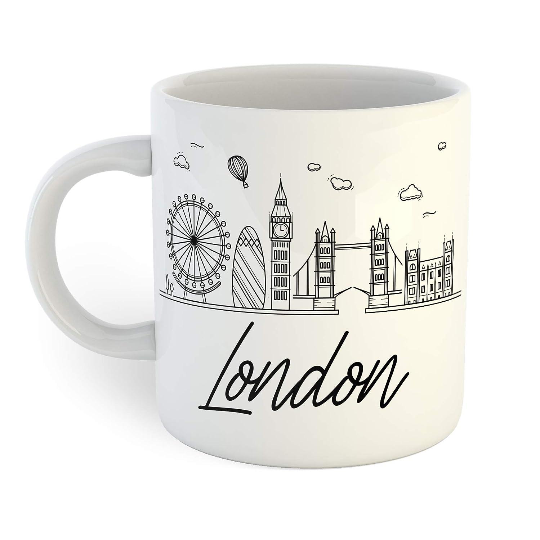 Max 40% OFF London Skyline Coffee Mug Save money