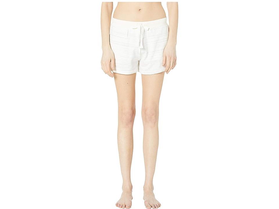 Skin Tristen Shorts (Ivory/Grey Heather) Women