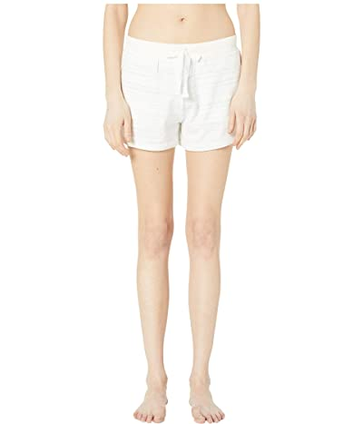 Skin Tristen Shorts (Ivory/Grey Heather) Women