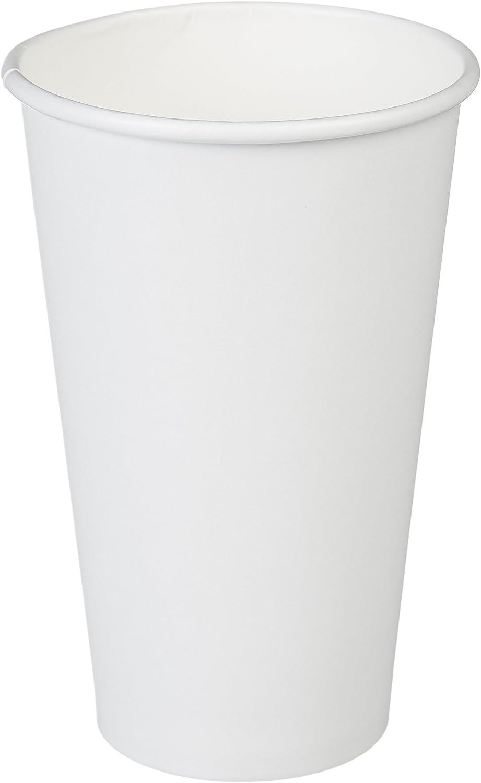 AmazonBasics 16 oz. Paper Hot Cup, 1,000-Count