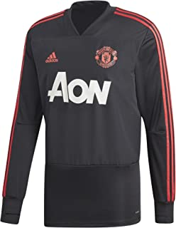 sale retailer 79338 0a420 adidas - Manchester United Trg Top - Sweat-shirt - Homme