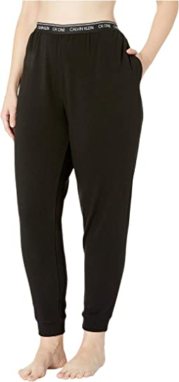 Plus Size One Basic Lounge French Terry (Full Figure) Joggers