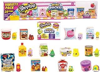 Shopkins Mini Packs Mega Pack