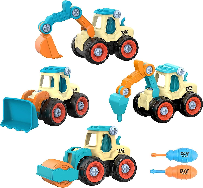 Sivvderi Kids Toys for 3 4 5 6 Take Girls Year 7 Apart Old Elegant Popular brand in the world Boys