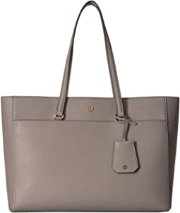 8202b3d42c Tory Burch. McGraw Tote. $238.80MSRP: $398.00. Gray Heron