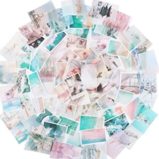 150PCS Autocollants Scrapbooking Mer Stickers Etiquettes Adhésif en Papier Japonais DIY Album Photo Artisanat Bricolage Ac...