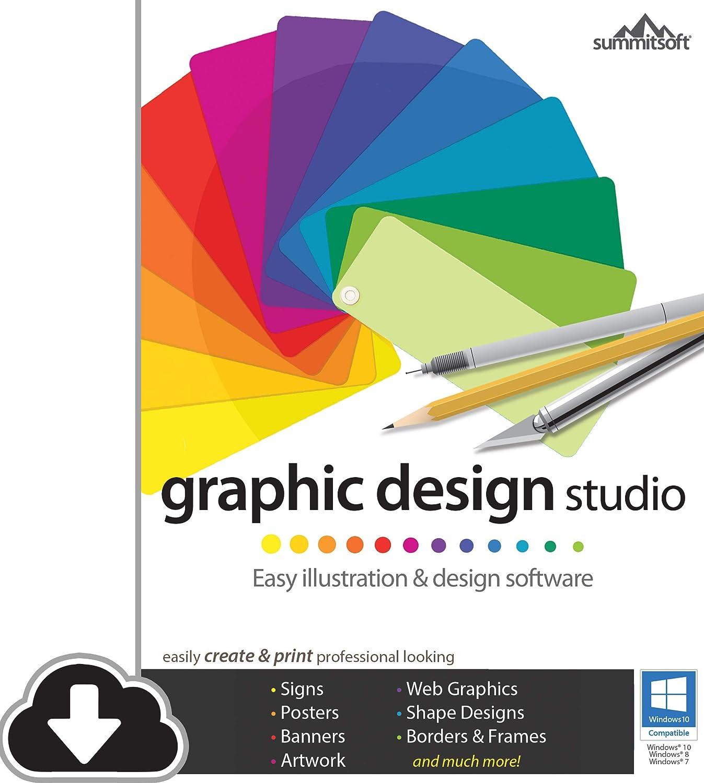 Graphic Design Studio Outlet sale feature PC Download Luxury