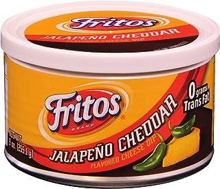 Fritos Jalapeño Cheddar Cheese Dip, 9 Ounce