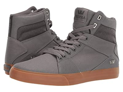 Supra Aluminum (Charcoal/Gum) Men