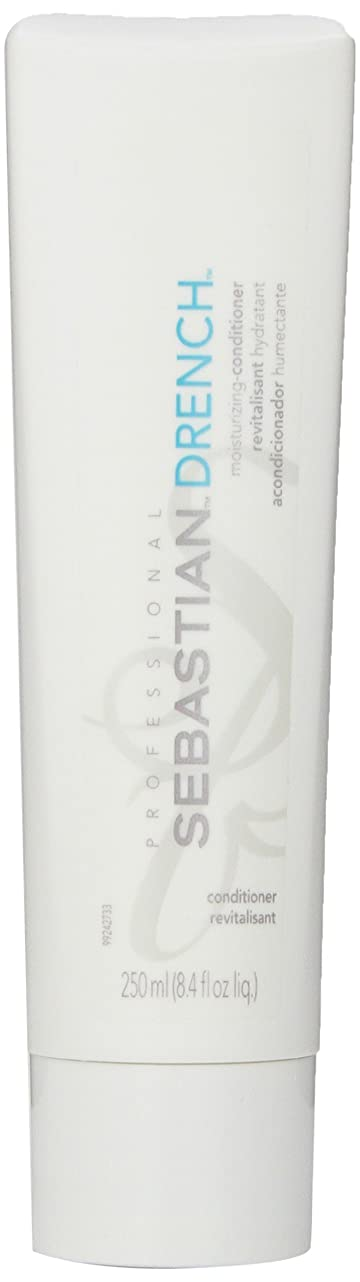 不可能な旋回上院by Sebastian DRENCH MOISTURIZING CONDITIONER 8.4 OZ by SEBASTIAN