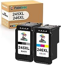 GYBN Ink refillable Printer cartridges for Canon 245 246 MG2920 2922 3022 3020 2420 2520 2924 MX492 IP2820 Cartridge-Black