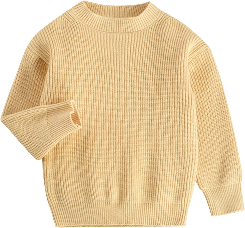 Forver Baby Kids Girl Boy Knit Chicago Mall Ranking TOP8 Sweater AutumnWinter Blo