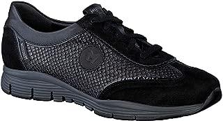 Women's Yael Sneakers Black Suede 9.5 M US