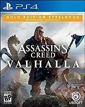 Assassin's Creed Valhalla - Playstation 4 - Gold Edition Steelbook
