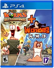 Worms Battleground + Worms [video game]