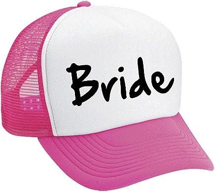 85f4dfb10b4 Allntrends Snapback Hat Set Of 4 Bride And Team Bride