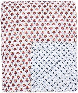 Roberta Roller Rabbit Cotton Luberon Quilt Twin Rose