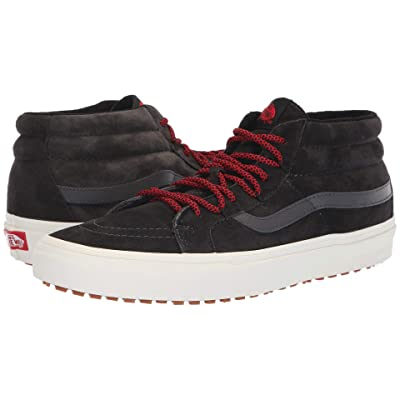 Vans SK8-Mid Reissue Ghillie MTE ((MTE) Forged Iron/Marshmallow) Skate Shoes