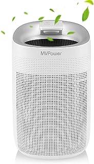 comprar comparacion MVPower 2 en 1 Deshumidificador Purificador de Aire, Deshumidificador 1L con Filtro HEPA, A Prueba de Humedad, Antiincrust...