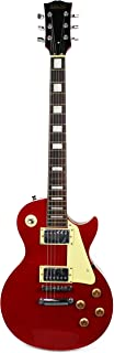 Axiom Challenger Electric Guitar - Red