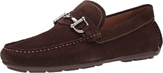 Driver Club USA Mens Leather Made in Brazil Park Ave Buckle Loafer