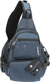 Vanlison Crossbody Sling Bag Backpack for Men & Women Large Fits 13