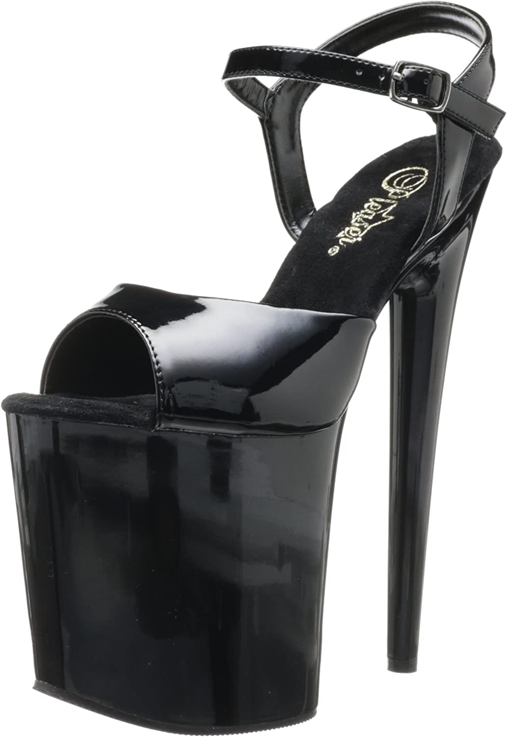 Pleaser Women's Flamingo-809 Platform Sandal