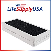 LifeSupplyUSA Replacement Particle Filter Compatible with Aerus Guardian TiO2 Air Purifier