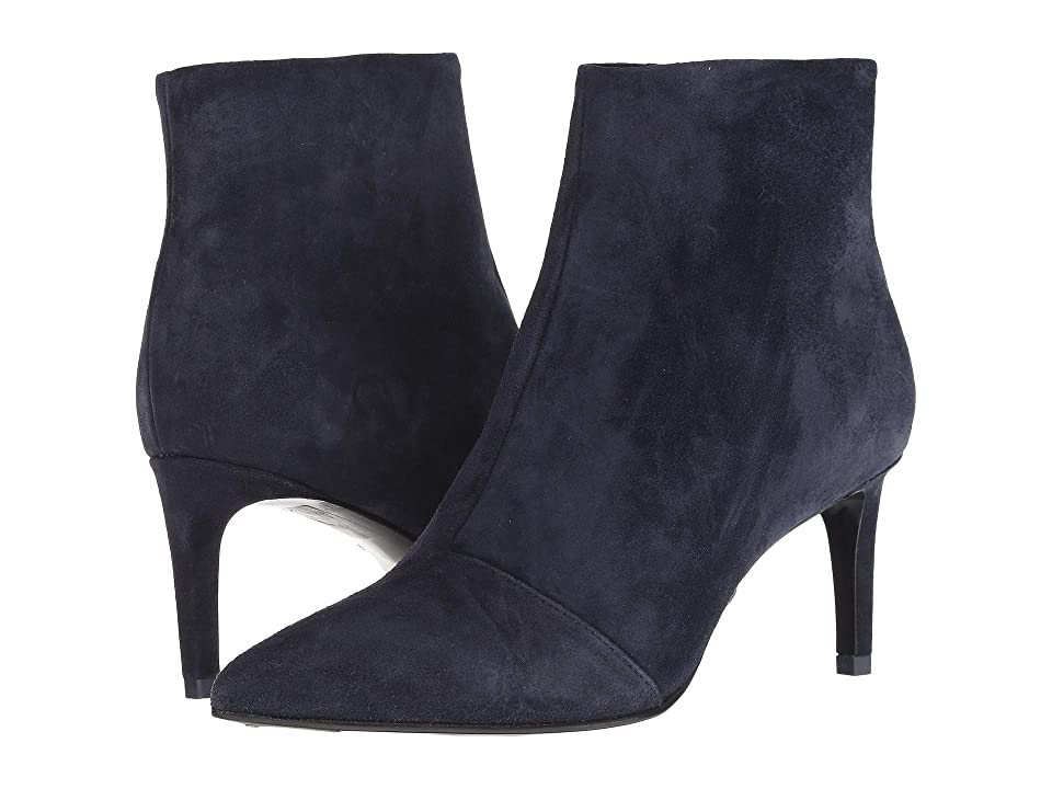 rag & bone Beha Boot (Navy Suede) Women