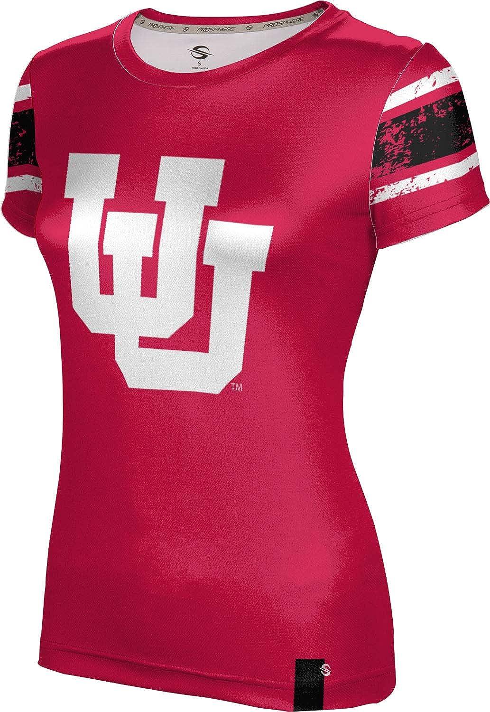 ProSphere University of Utah Girls' Performance T-Shirt (End Zone)