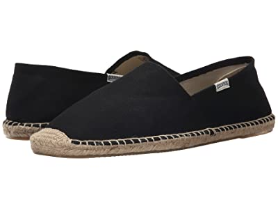 Soludos Original Dali (Black) Men