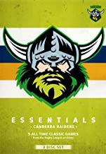 NRL: Essentials - Canberra Raiders
