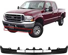 MBI AUTO - Textured, Black Lower Front Valance Air Deflector for 2001-2004 Ford F250 F350 Super Duty & Excursion 01-04, FO1095203