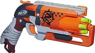 Nerf Zombie Strike Hammershot Blaster (Renewed)