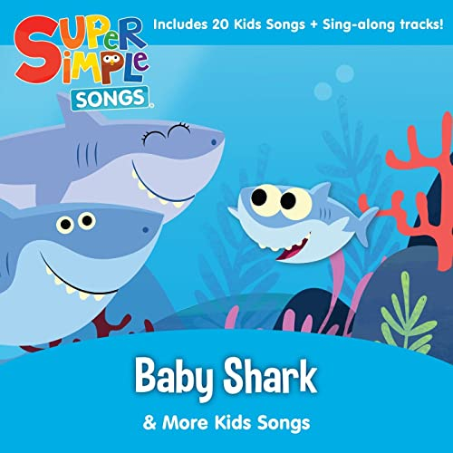 Baby Shark & More Kids Songs by Super Simple Songs on Amazon