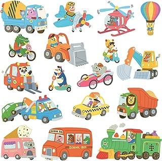 Best transport wall stickers Reviews