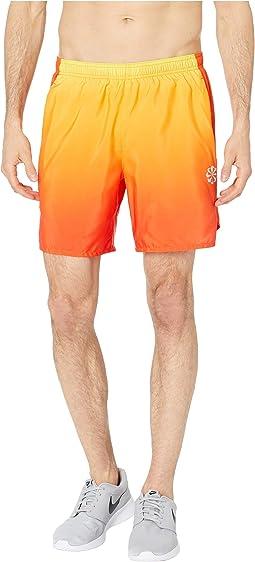 Orange Peel/Team Orange/Reflective Silver