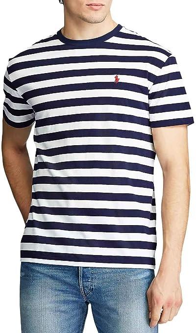 Polo Ralph Lauren Camiseta French Azul Hombre