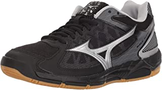 WAVE SUPERSONIC WOMENS BLACK-SILVER 8 Black/Silver (Renewed)
