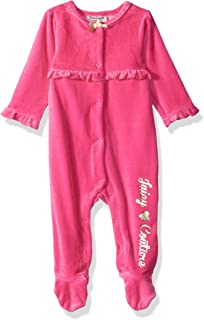 Juicy Couture Baby Girls Coverall-Fashion
