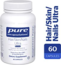 hair skin and nails pure encapsulations