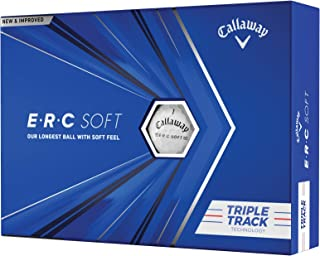 Callaway 2021 ERC Triple Track Golf Balls 12B PK