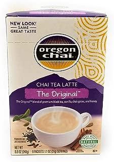Oregon Chai Original Tea Latte Mix, 8 ct