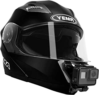 Intraxis Montura Adaptador para GoPro en Casco de Motociclet