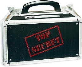 BirthdayExpress Secret Agent Spy Party Supplies - Empty Favor Boxes (4)