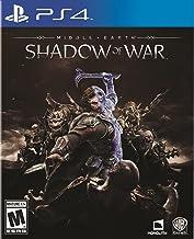Middle Earth: Shadow Of War Oyun[Playstation 4]