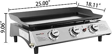 Royal Gourmet PD1300-N Portable Grill, Silver