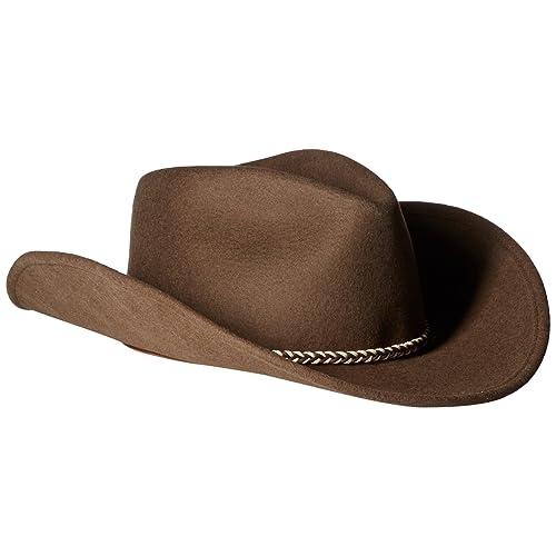 Stetson Men s Rawhide 3X Buffalo Felt Hat 4e53d1d848d